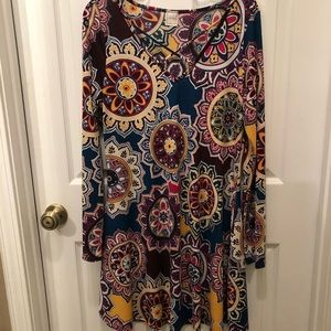 Boutique dress with pockets!